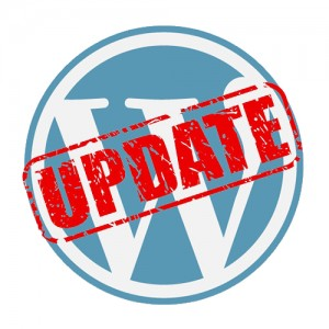 wordpress update service