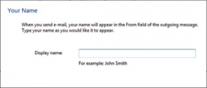 set up your email account in windows mail Picture5