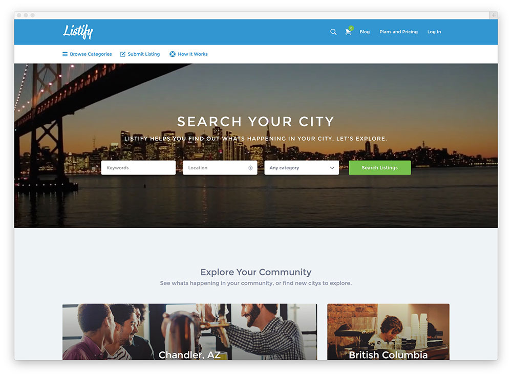 listify-directory-search-engine-for-wordpress