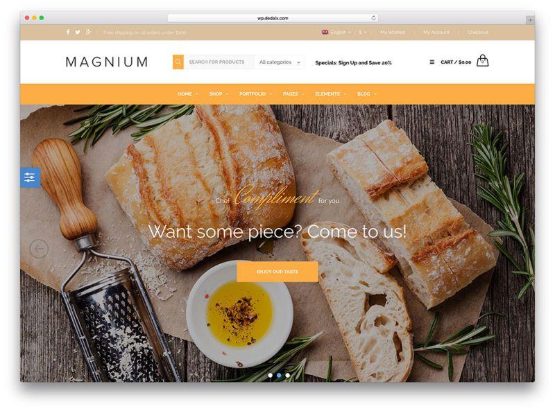magnium-restaurant-wordpress-theme