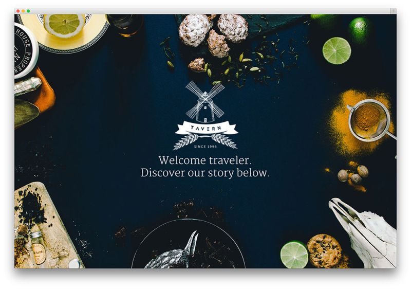 tavern-fullscreen-restaurant-theme