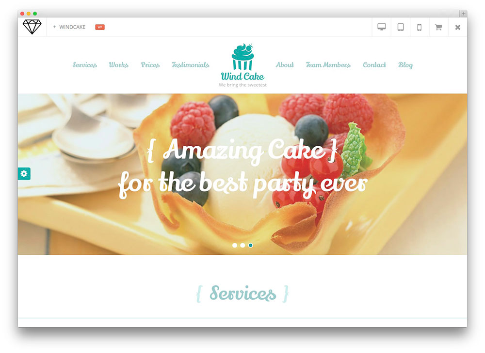 windcake-wordpress-coffeshop-theme