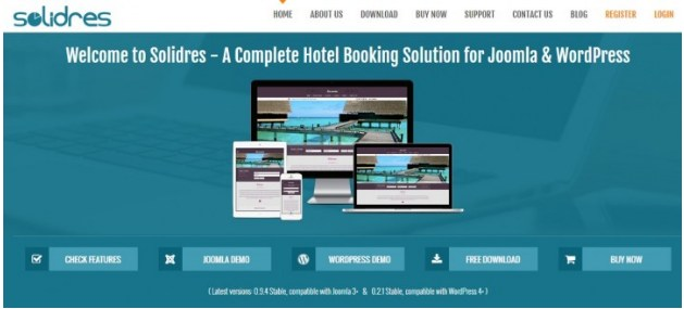 solidres-booking-software