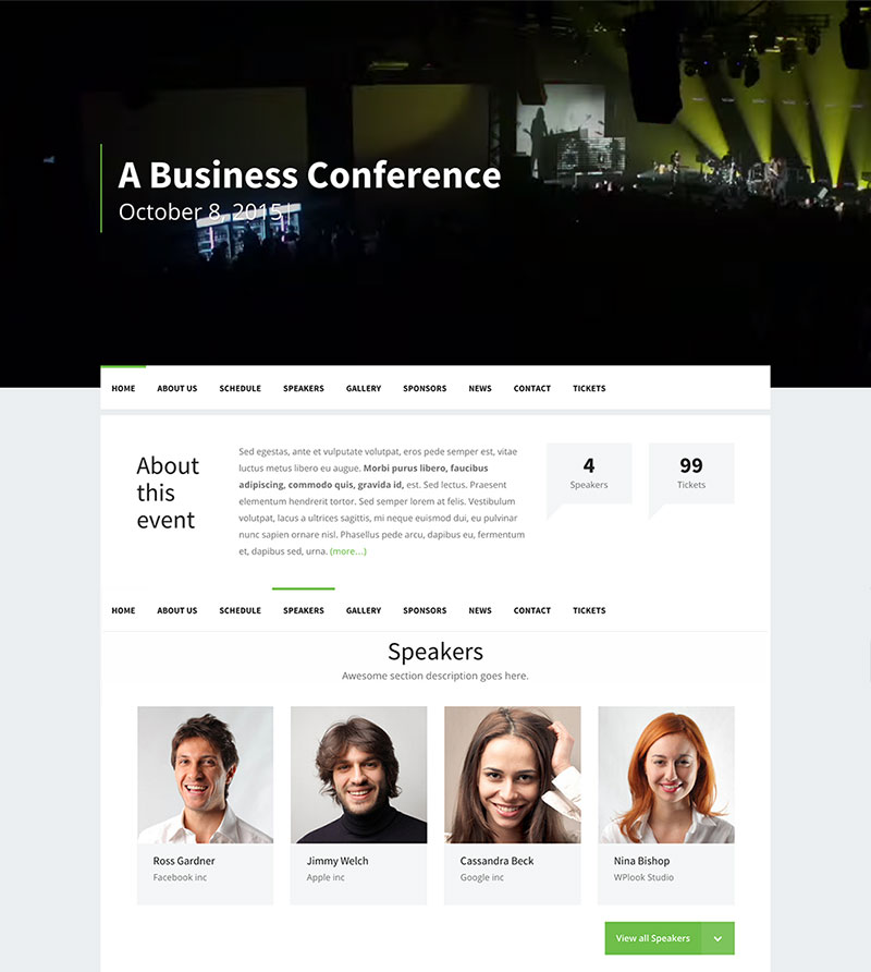 event-conference-wordpress-theme-wplook