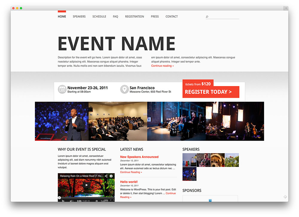 event-manager-wordpress-theme