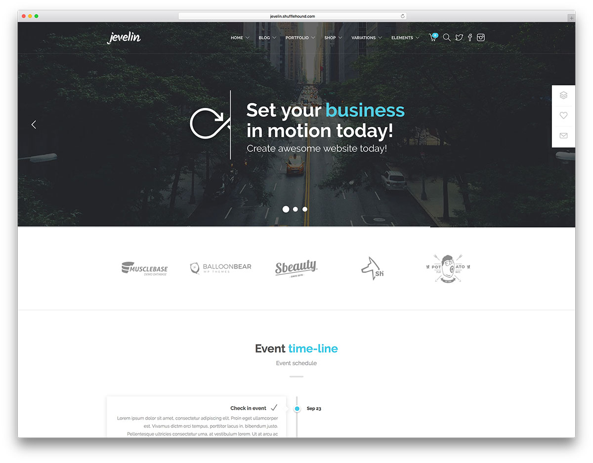 jevelin-creative-one-page-event-theme
