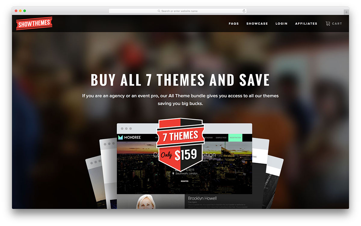 wordpress-event-theme-bundle