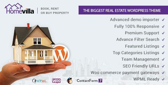 Villa Rentals or Real Estate Sales