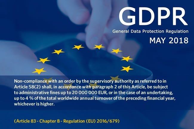gdpr possible fines