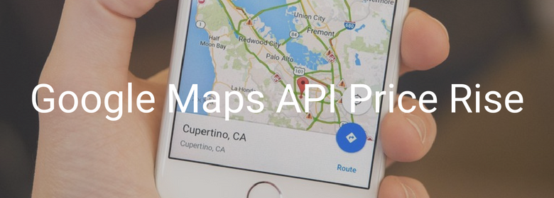 Google Map Api Price Rise
