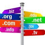 domain name parking