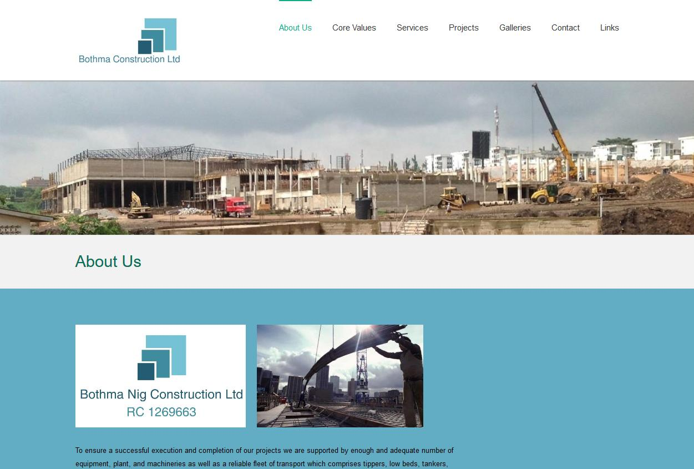 bothma construction nigeria