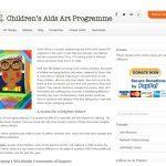 Childrens Aids Art Programme