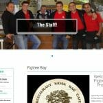 Figtree Bay Zefkas Restaurant