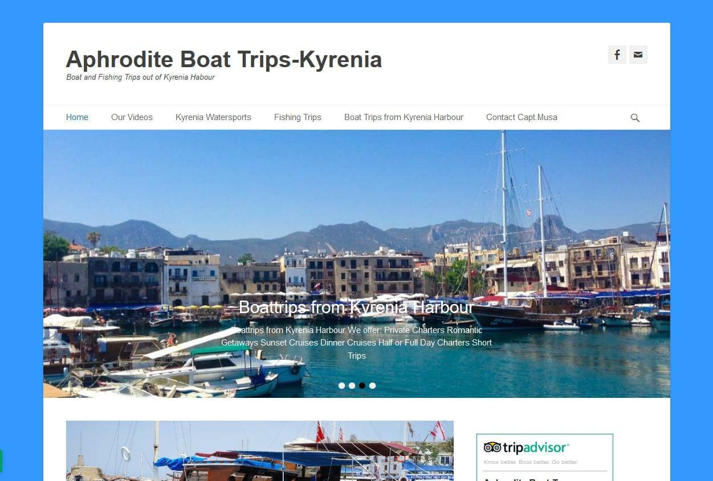 Kyrenia Aphrodite Boat Trips