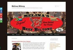 Melinas Biltong-Cyprus