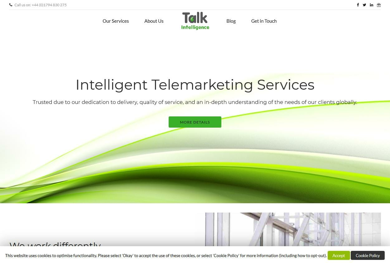 Intelligent Telemarketing Services
