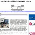 Gauteng Fridge, Freezer, Coldroom Repairs
