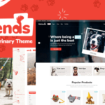 Petfriends Homepage