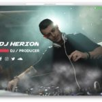 Herion WordPress Nightclub Theme