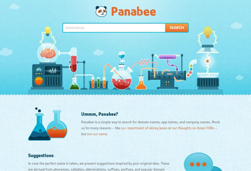 Panabee Domain Name Tool