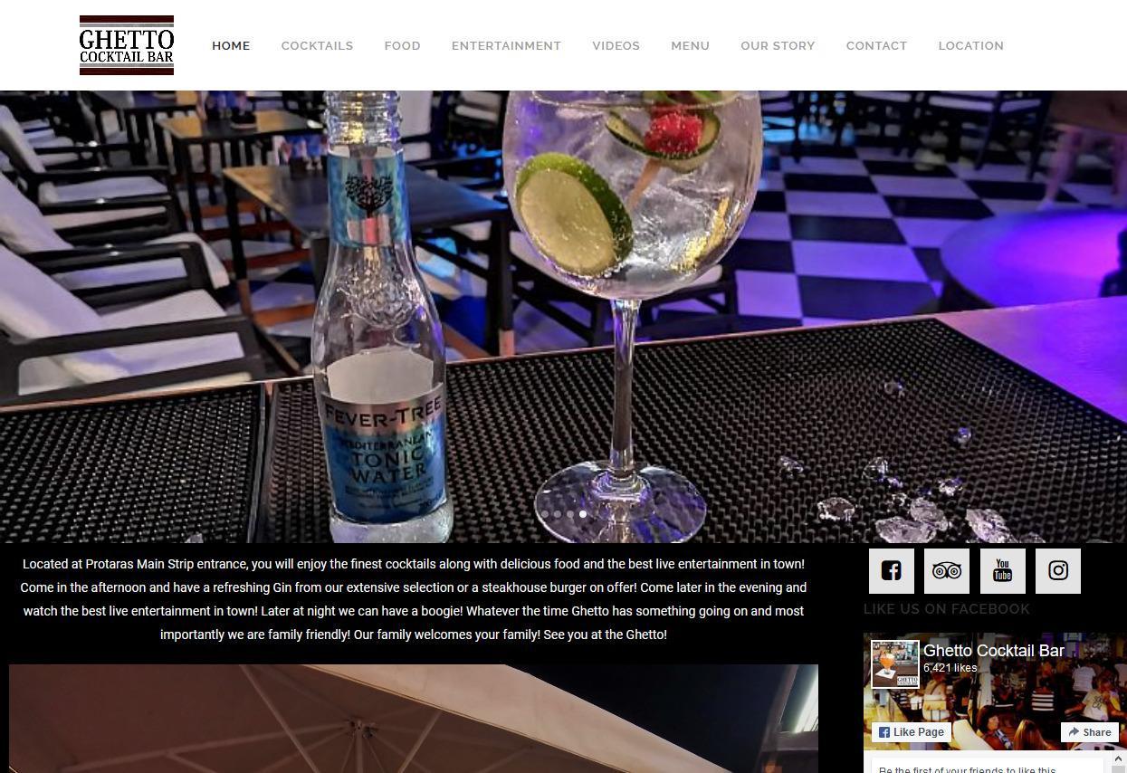 Ghetto Cocktailbar