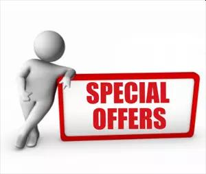 Special Offers and Incentives to market your eCommerce Website