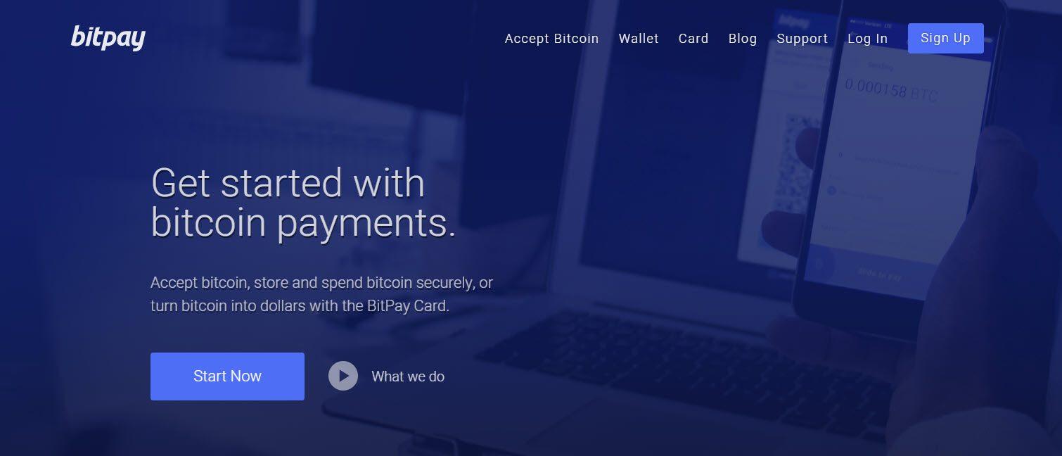 Bitcoin BitPay