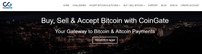 Biotcoin Coingate