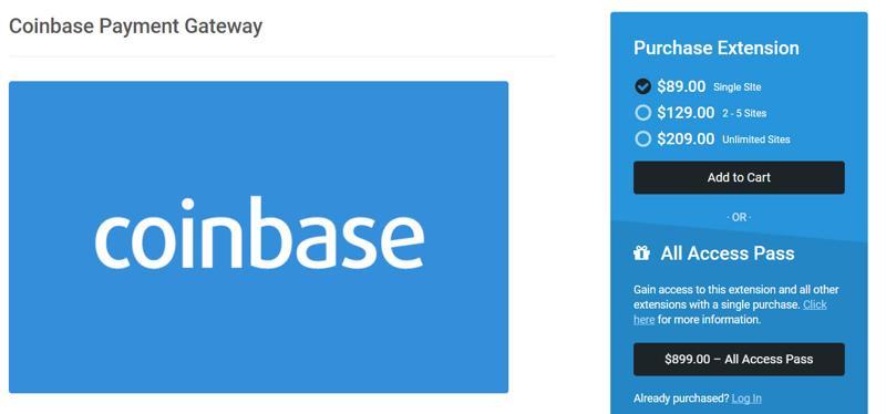 Bitcoin Coinbase Extension