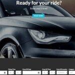 Car Rental WordPress Websites